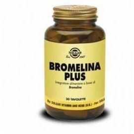 Bromelina Plus Solgar