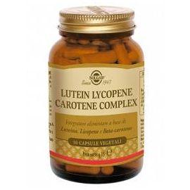 Lutein Lycopene Carotene