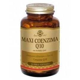 Maxi Coenzima Q10 Solgar