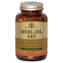 Merl Oil A&D SOLGAR