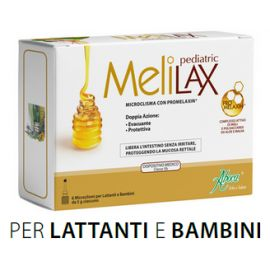 Melilax Pediatric Microclisma Aboca