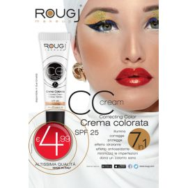 CC Cream Rougj Make up Chiara