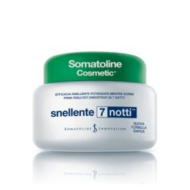 Somatoline snellente 7 notti vaso 250 ml Ultra Intensivo