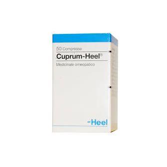 Cuprum Heel Compresse