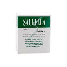 Saugella Attiva Salviette Detergenti