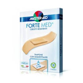 Forte Med 20 Cerotti Resistenti medio