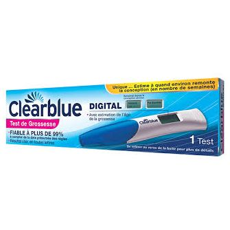 Clearblue Test di Gravidanza
