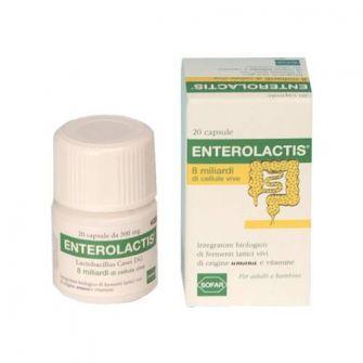 Enterolactis capsule