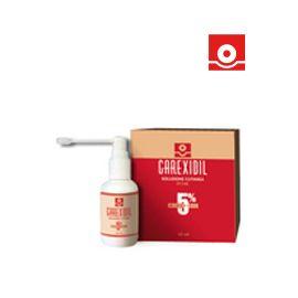 CAREXIDIL 5% soluzione cutanea-minoxidil 5%