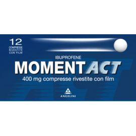 Momentact 20 compresse - medicinale senza obbligo di ricetta medica