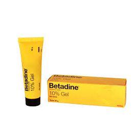 Betadine gel 10% farmaco senza obbligo di ricetta