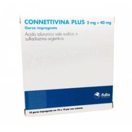 Connettivina Plus Garze - farmaco senza ricetta