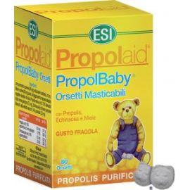 Propolaid Propolbaby Orsetti masticabili