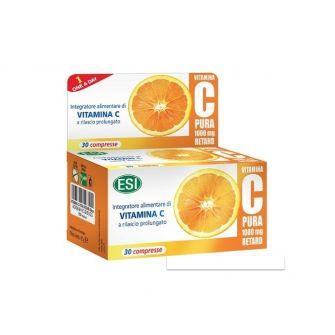 Esi Vitamina C Pura a rilascio prolungato