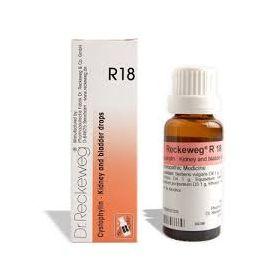 R18 Gocce Dr Reckeweg 22 ml