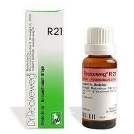 R21 Gocce Dr Reckeweg 22 ml