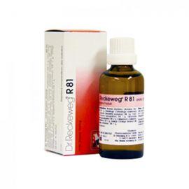R81 Gocce Dr Reckeweg 50 ml