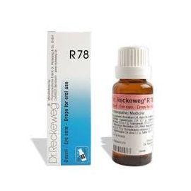 R78 Gocce Dr Reckeweg 50 ml