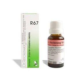 R67 Gocce Dr Reckeweg 22 ml
