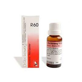 R60 Gocce Dr Reckeweg 22 ml