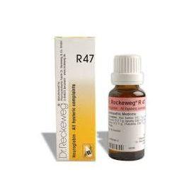 R47 Gocce Dr Reckeweg 22 ml