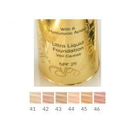 Labo Filler Make Up Fondotinta Ultra Liquido Honey 45