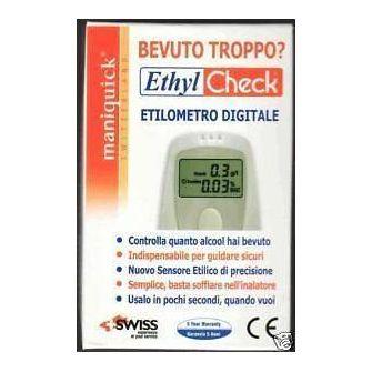 Ethy Check Etilometro Digitale