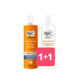 Roc Solari Latte Hydratante Spf 50 Spray + Omaggio Doposole