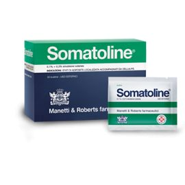 Somatoline Emulsione Cutanea 30 Buste - medicinale senza obbligo di ricetta medica