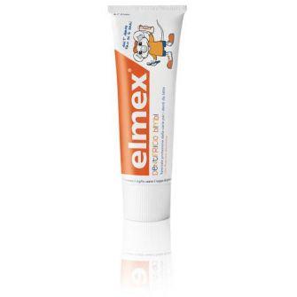 Elmex dentifricio bimbi fino 6 anni