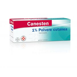 CANESTEN*POLV CUT 1FL 30G 1% - farmaco senza ricetta