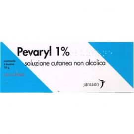 Pevaryl Soluzione cutanea 1% 6 Buste - farmaco senza ricetta