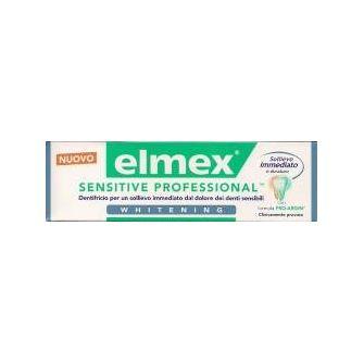 Elmex Sensitie Professional Whitening
