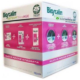 Bioscalin Sistema Tricoage Trattamento Completo