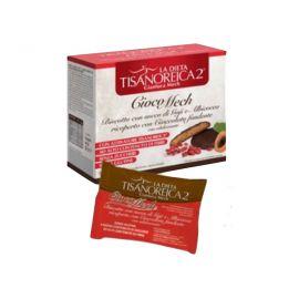 Tisanoreica Ciocomech Biscotti Goji e Albicocca