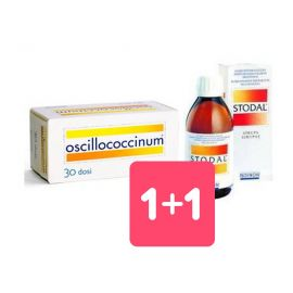 Boiron Oscillococcinum 30Dosi + Stodal Sciroppo