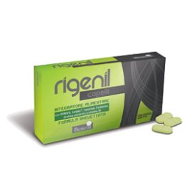 Rigenil Capelli Benefit 30 compresse