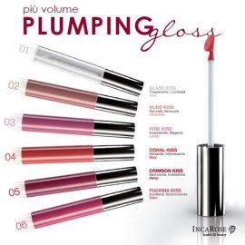 Incarose Plump Gloss 01 Glass