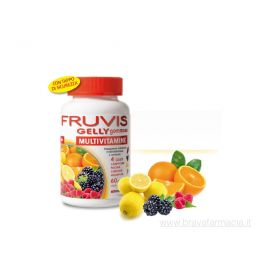 Fruvis Gelly Gommose Multivitamine
