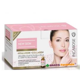 New Skin Hyaluron Collagen Incarose