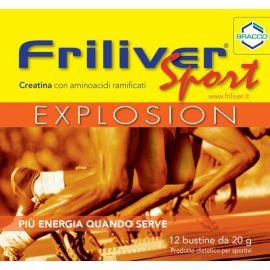 Friliver Sport Explosion 12 Buste