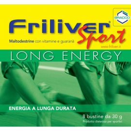 Friliver Sport Long Energy 8 Buste