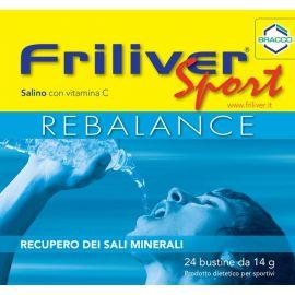 Friliver Sport Rebalance 24 Buste