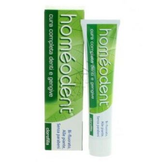 Homeodent dentifricio clorofilla