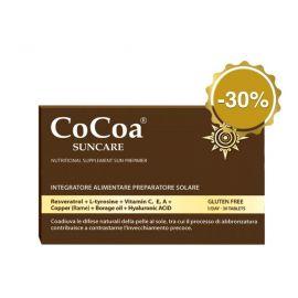 Chrissie Cocoa Suncare Integratore Alimentare