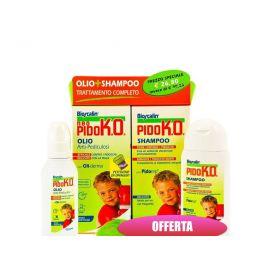 Milice Pido K.O. olio + shampoo anti-pediculosi