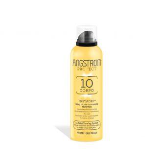 Angstrom Solare Spray Trasparente spf 10