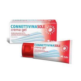 Connettivinasole crema gel 30 g Fidia