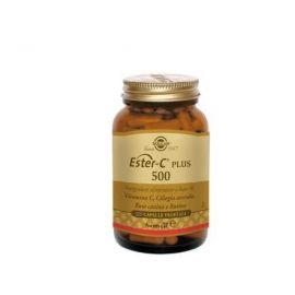 Ester C plus 500 Solgar 100 capsule