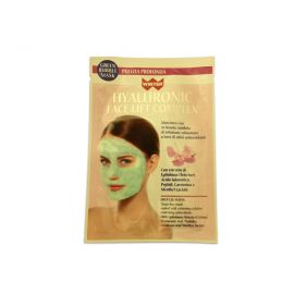 Hyaluronic Face Lift Green Bubble Mask